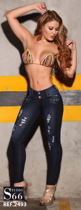 Jean Estilo Sexy