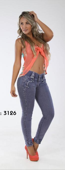 Jeans Pitillo Promoción