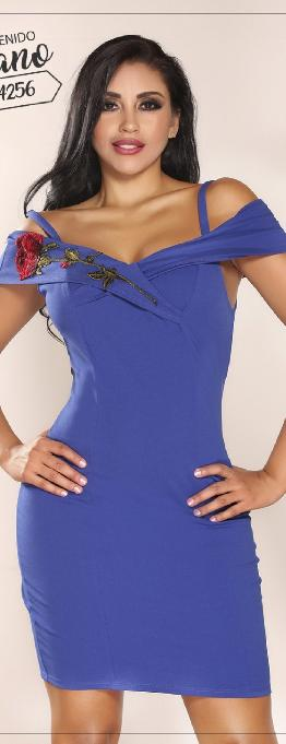 Vestido de Moda para Dama