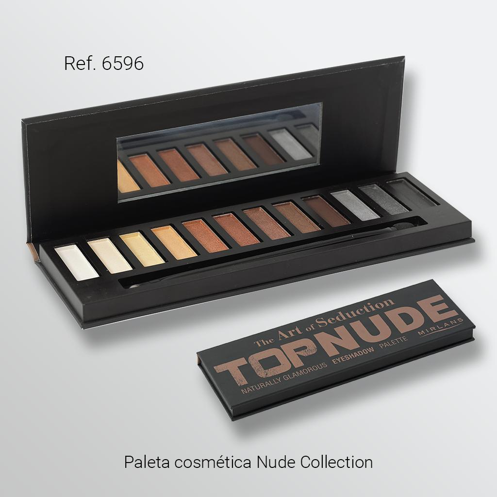 Paleta cosmética Nude Collection