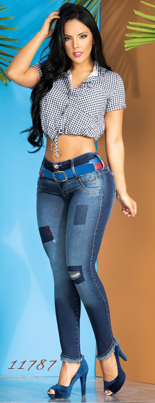Jeans Cheviotto