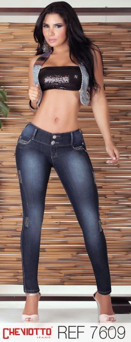 Pantalón Sexy Destellos