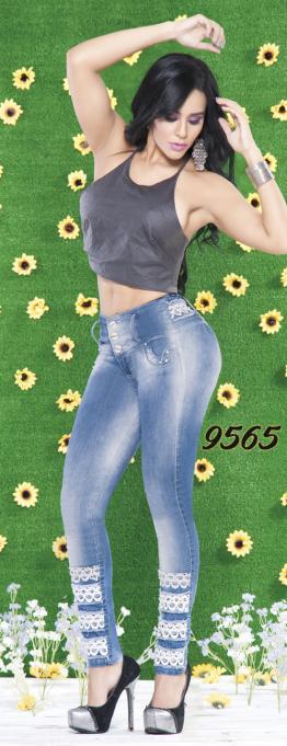 Pantalon Levatacola Colombiano