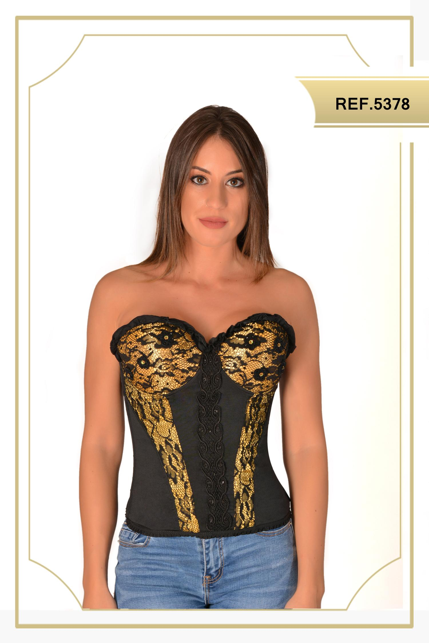 Corset Sexy Colombiano