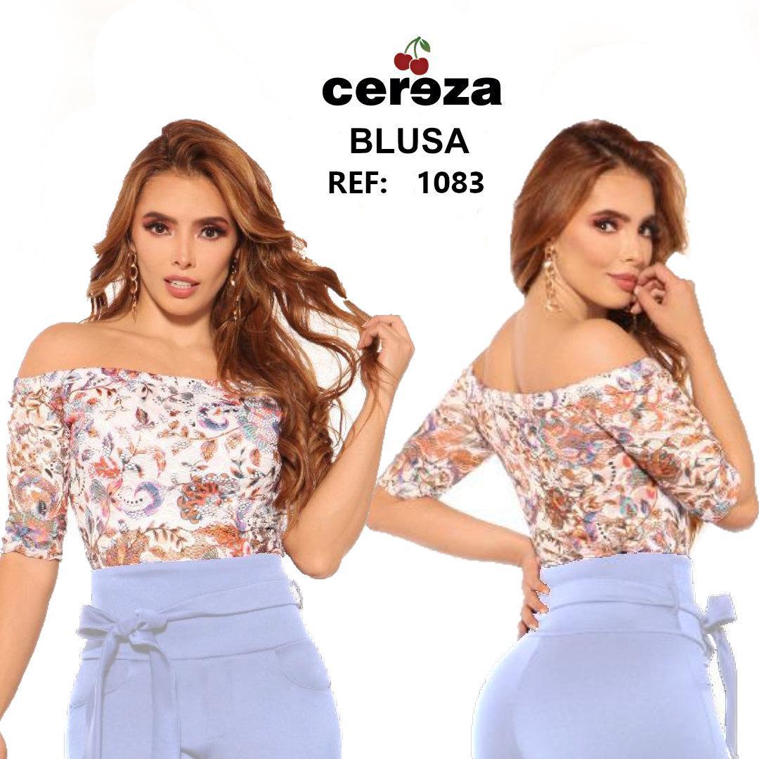Blusa Colombiana Fantástico diseño de temporada