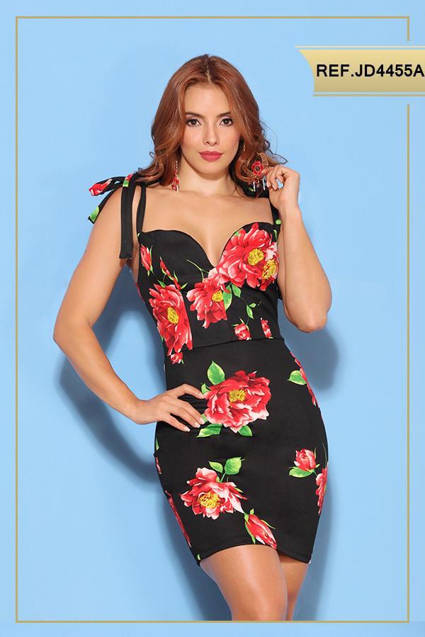 Vestido Sexy Colombiano