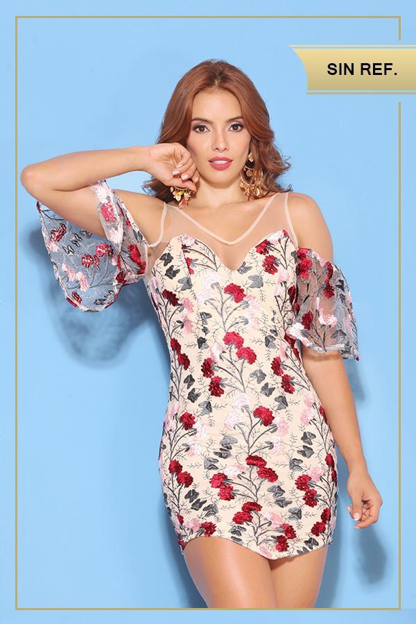 Vestido Colombiano de moda