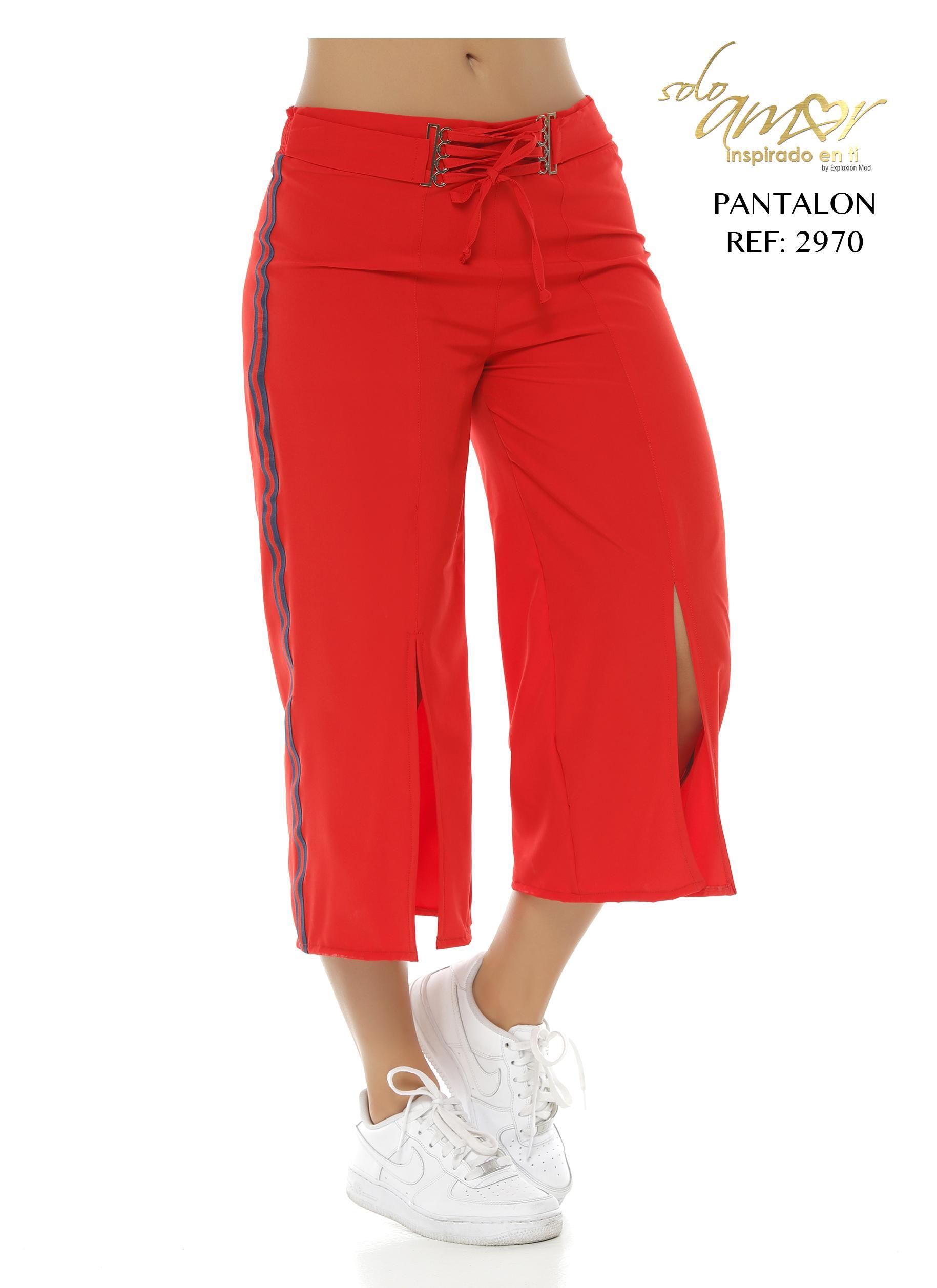 Pantalón de Dama colombiano,de moda