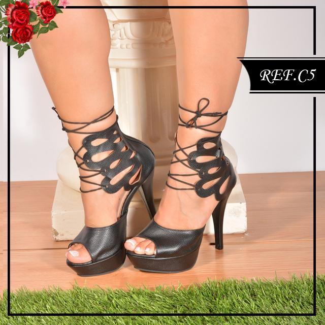 Tacones Altos, Zapatos Colombianos de Moda