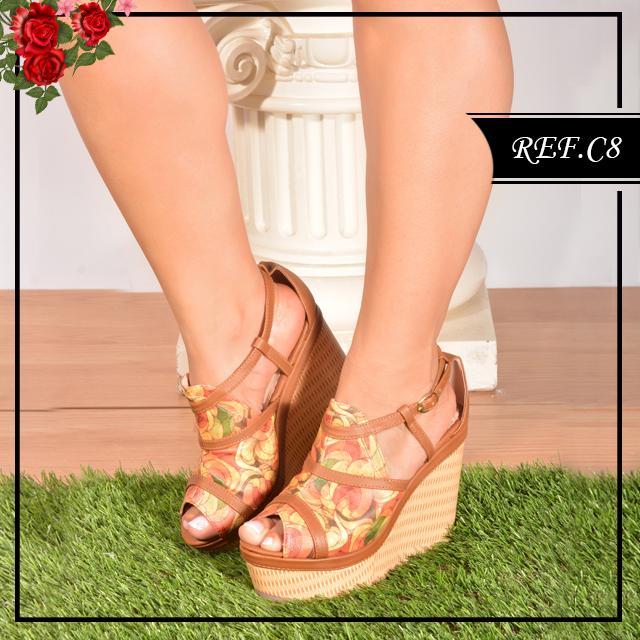 Zapatos Colombianos tipo Sandalia