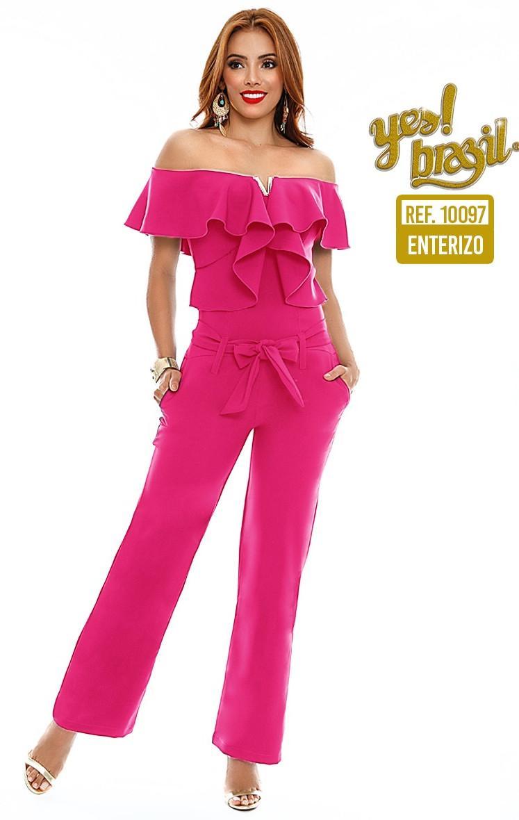 Hermoso Enterizo Colombiano de Moda