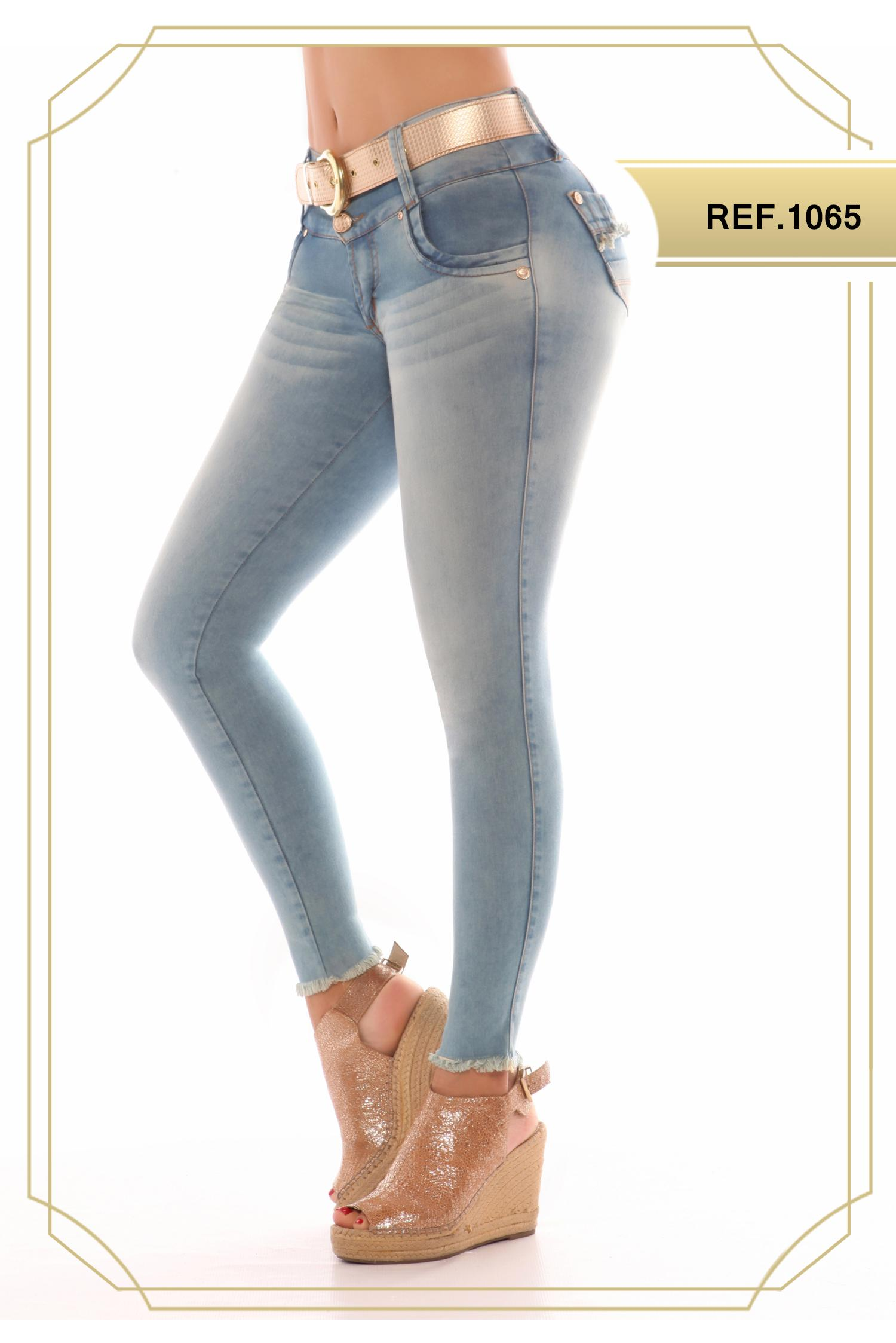 Pantalon Colombiano de Dama Moldeador de venta en España