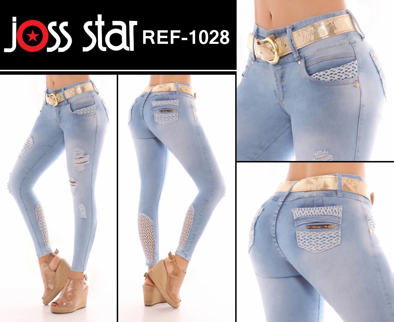 Pantalon Colombiano para Dama Horma Perfecta levantaCola