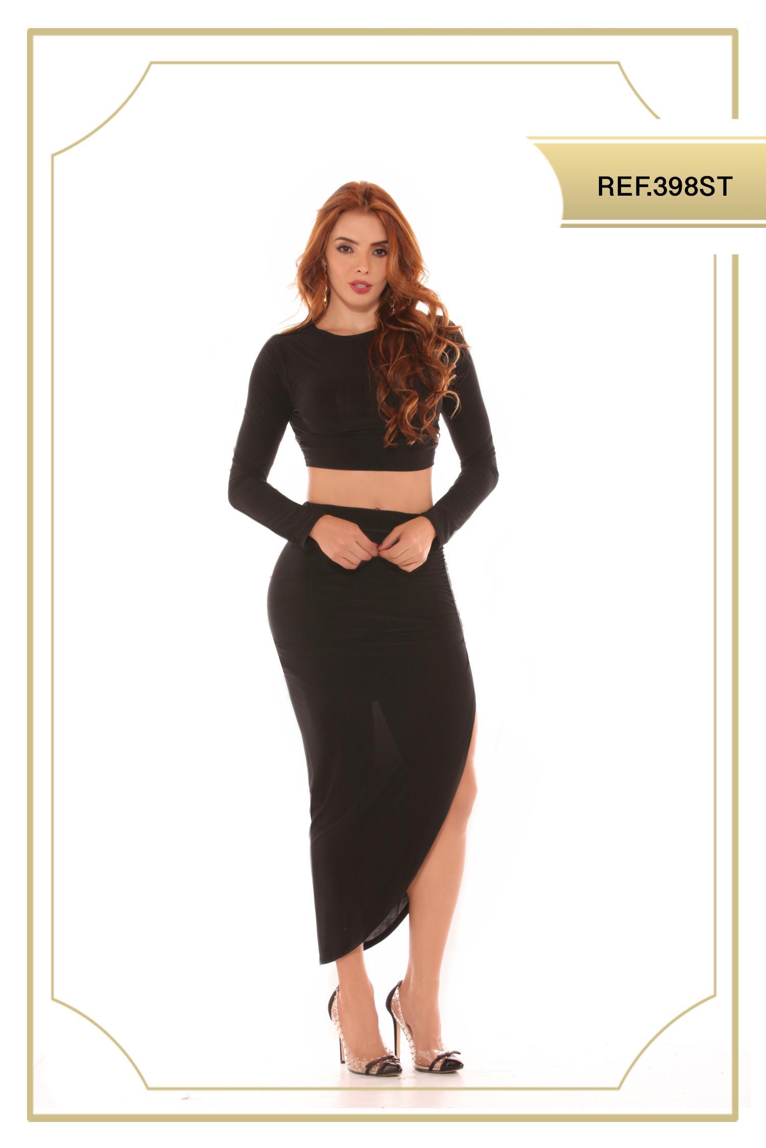 Conjunto Sexy Falda Especial