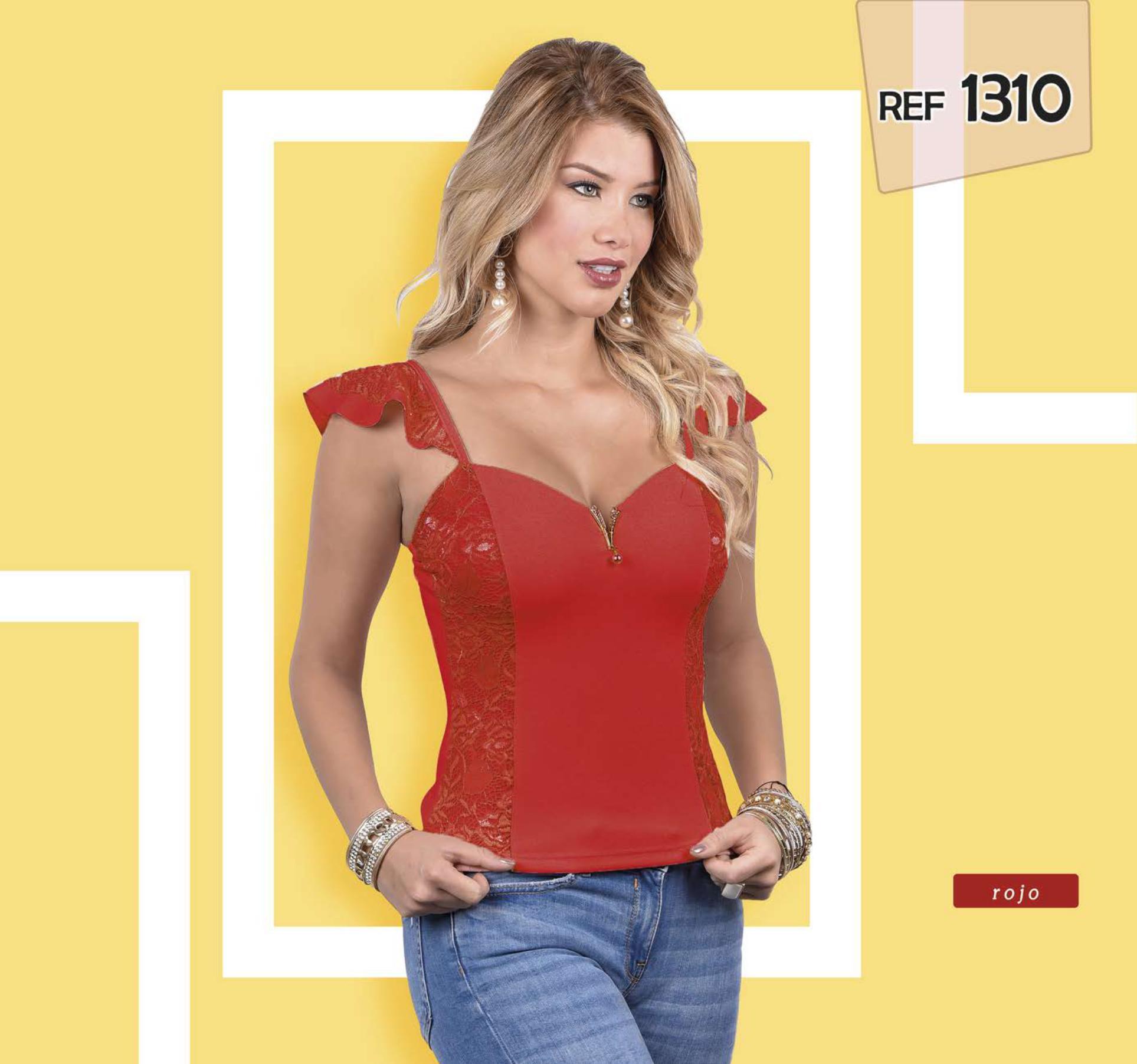 Blusa Hecha en Colombia Con Telas de Excelente calidad y Diseño Exclusivo
