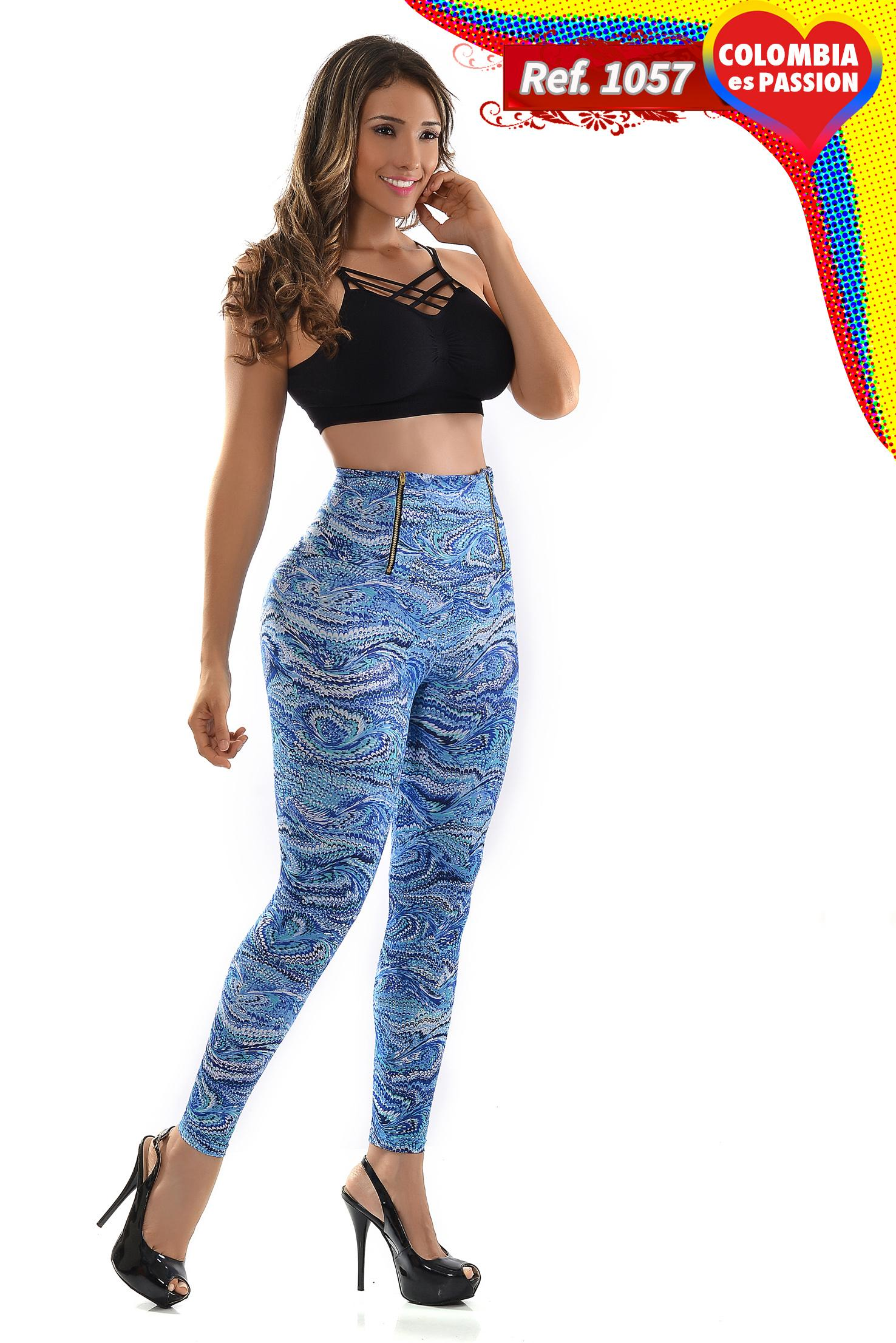 Leggins Reductor Push up