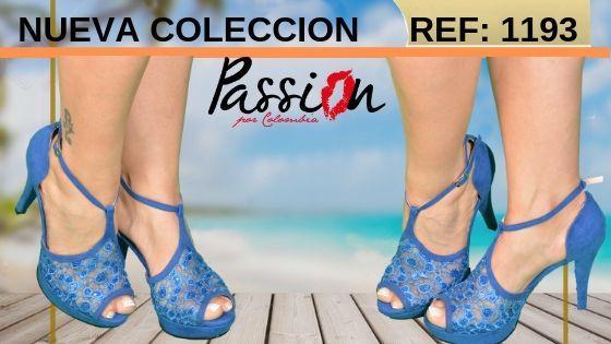 Fantásticas Sandalias Colombianas Color de Temporada