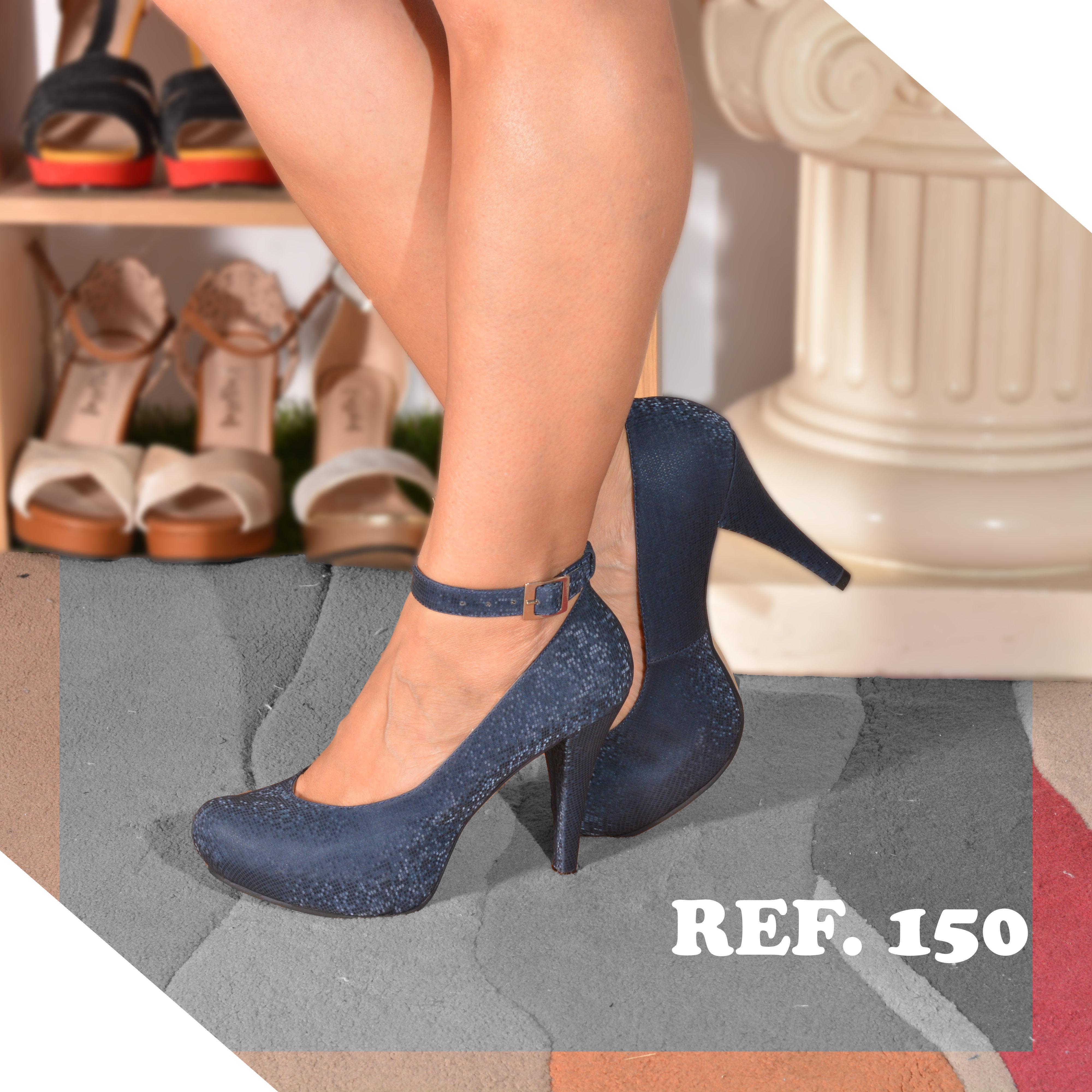 Zapatos Nueva Colección Colombianos con Tacón