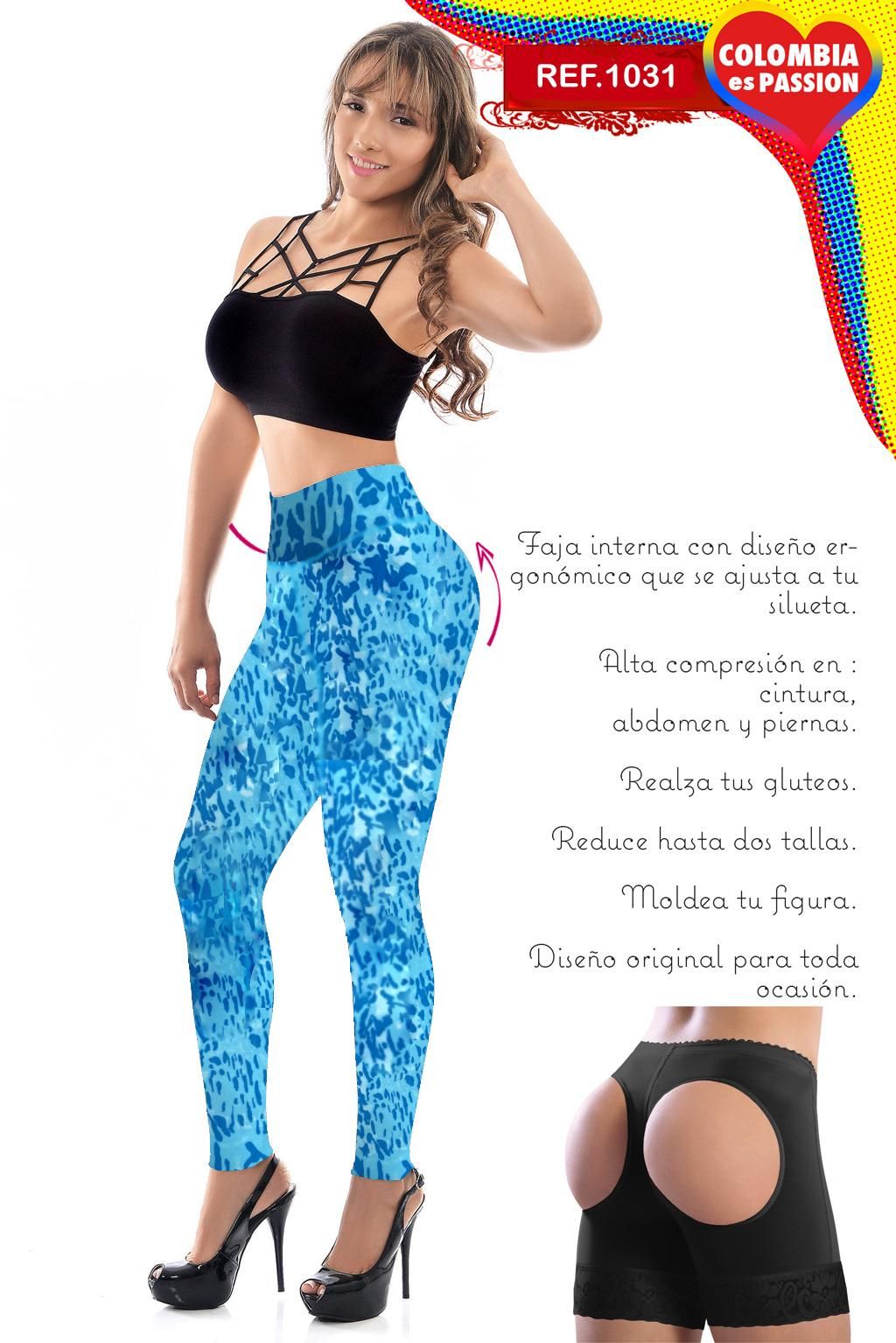 LEGGINS LEVANTA COLA