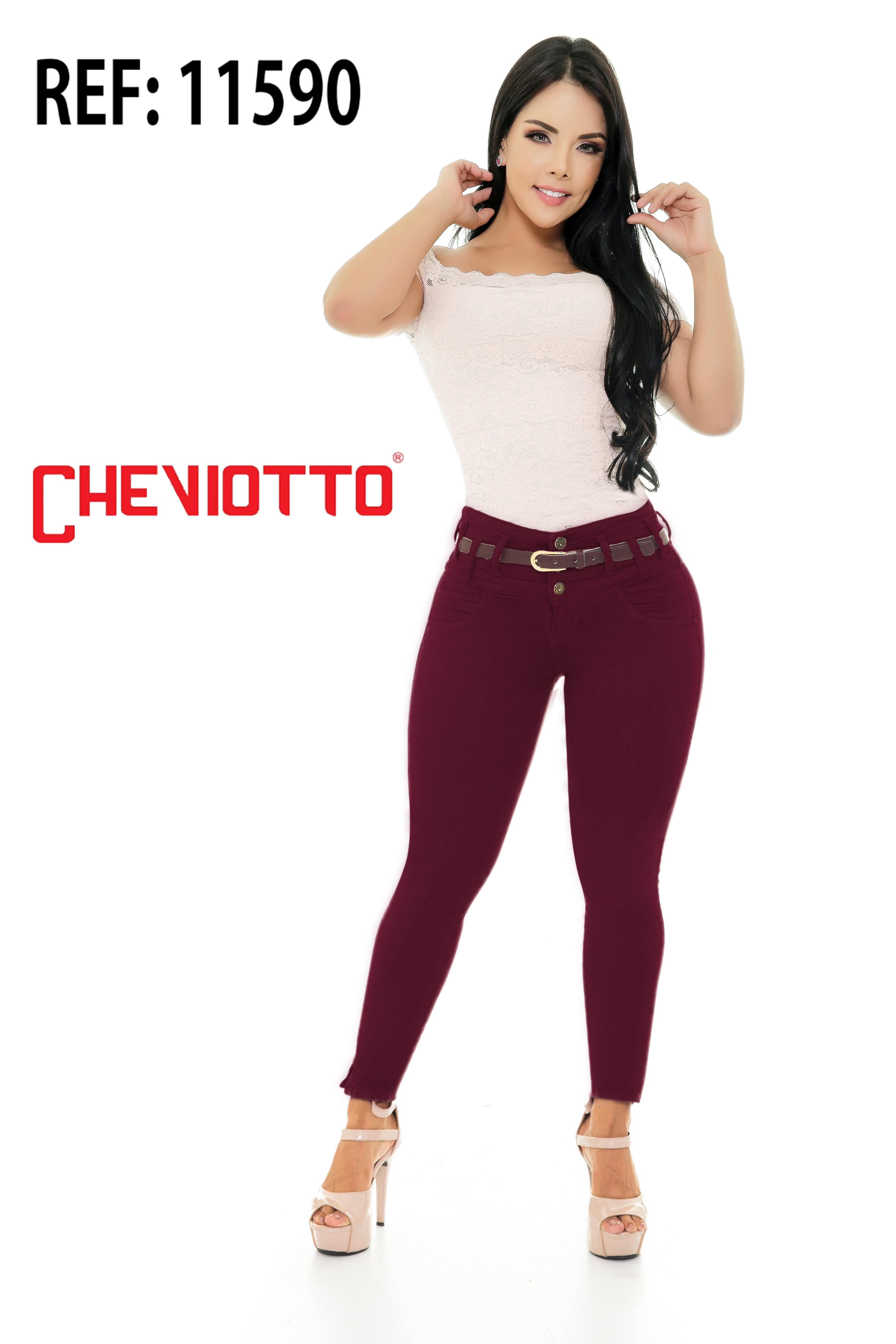 jeans de dama levantacola