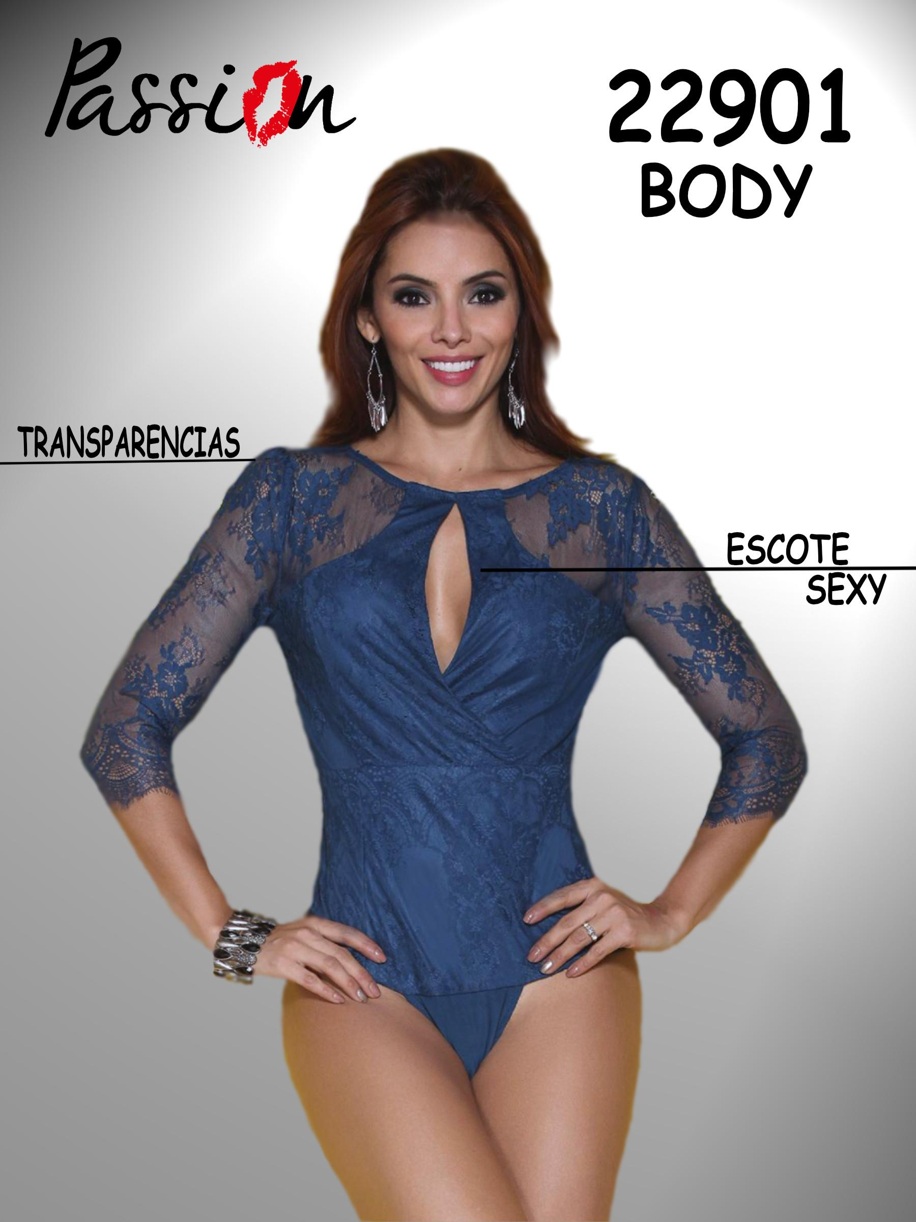 Body Sexy sin Latex