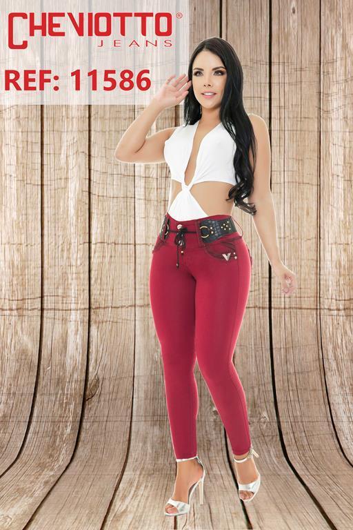 jeans de moda colombianos