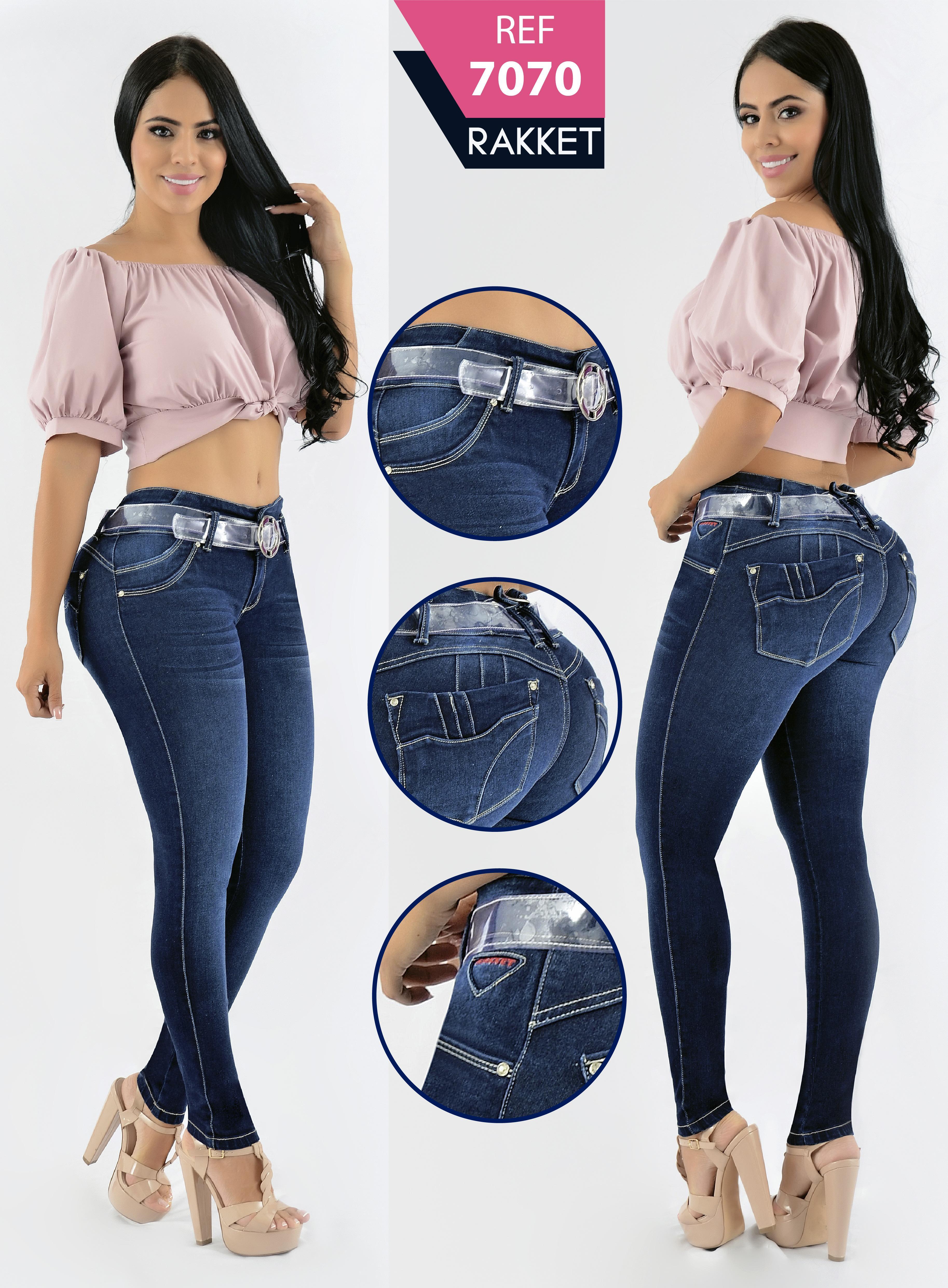 jeans vaqueros colombianos levantacola