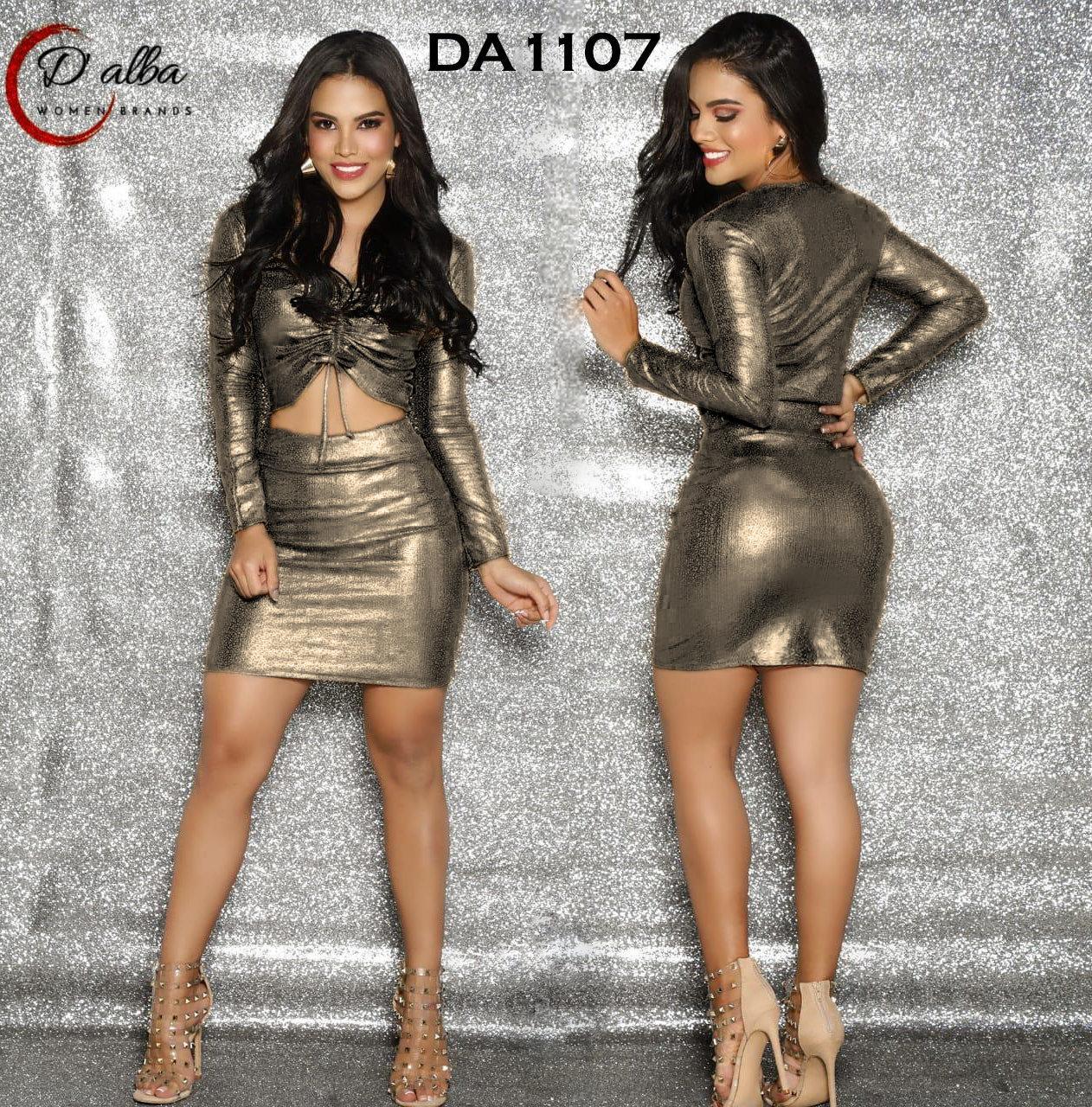 Conjunto Falda Colombiano de Moda
