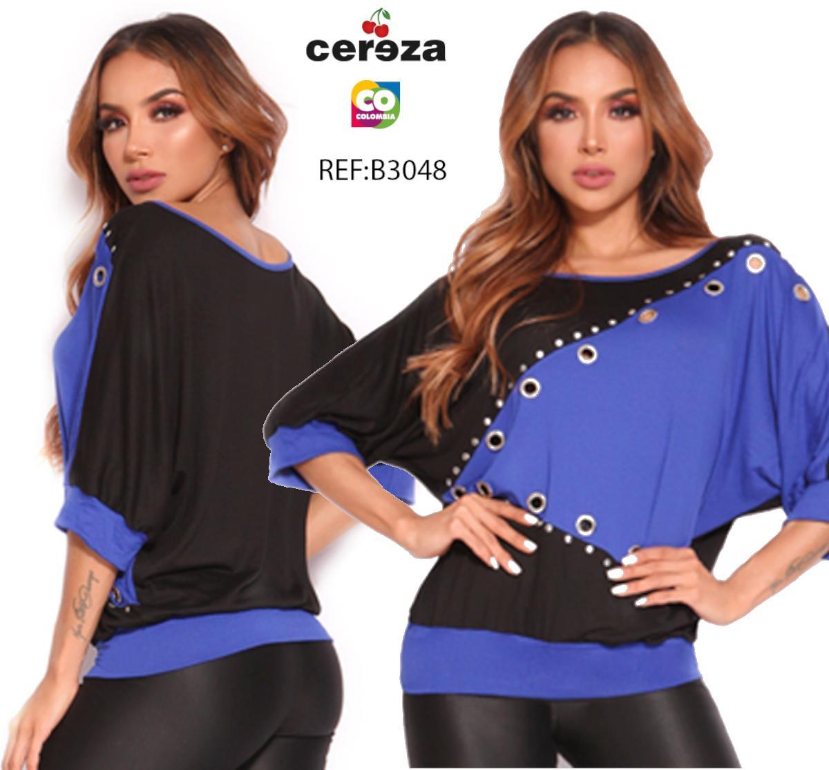 Blusa Colombiana Casual de Moda