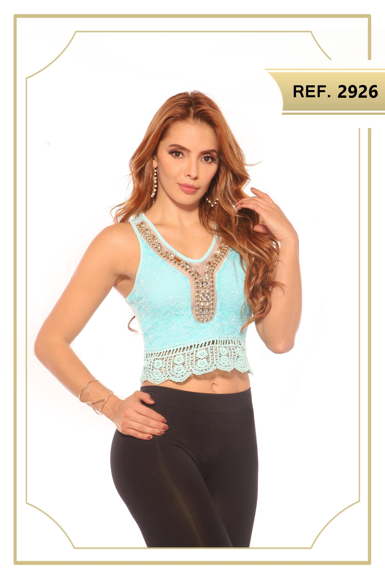 Crop Top Colombiano