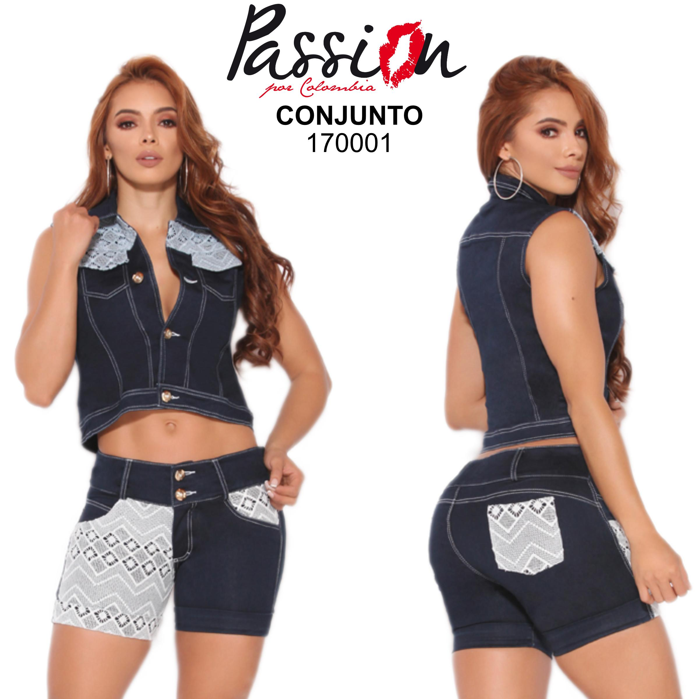 Conjunto corto Unusual