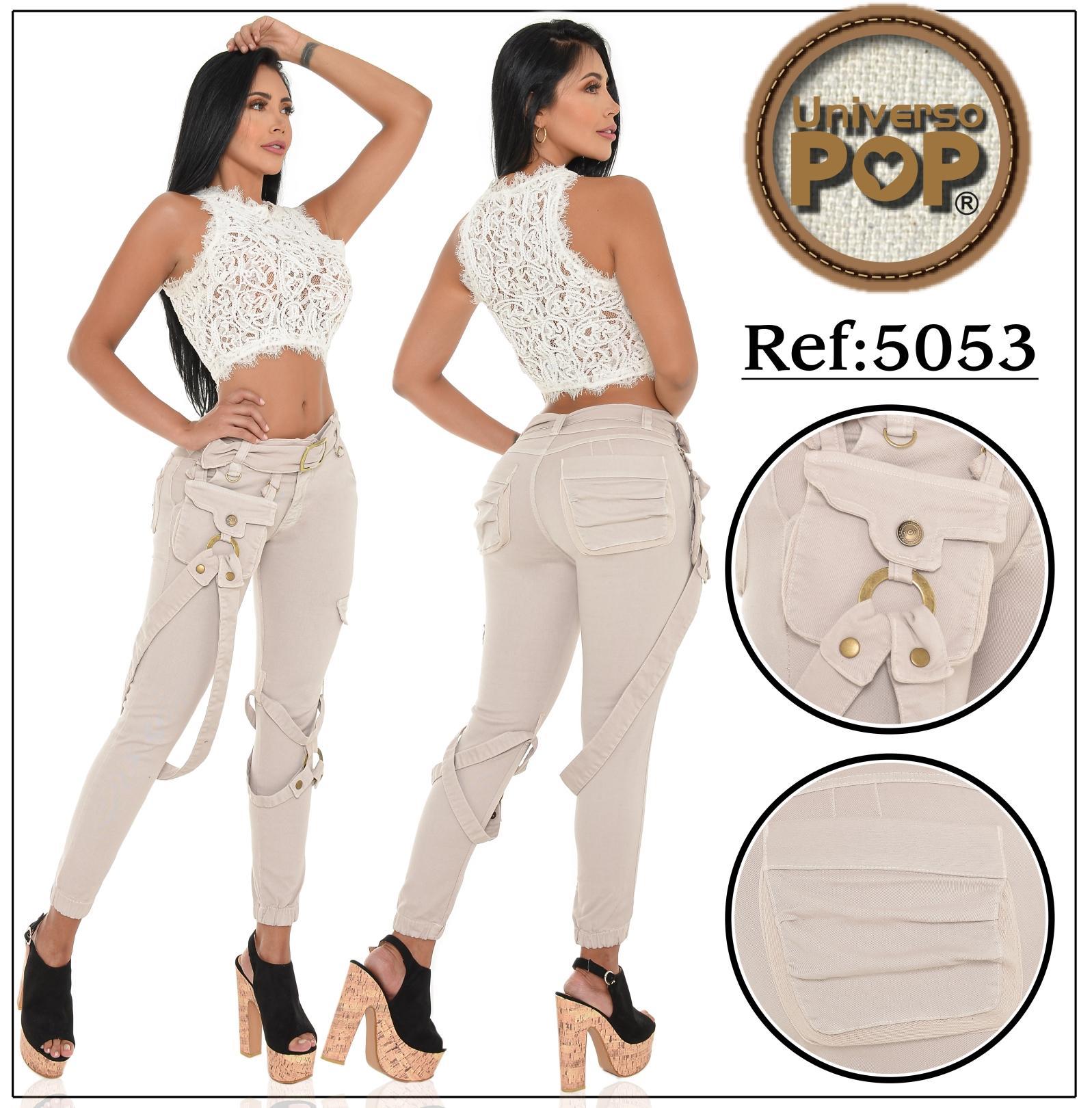 Pantalon colombiano de dama
