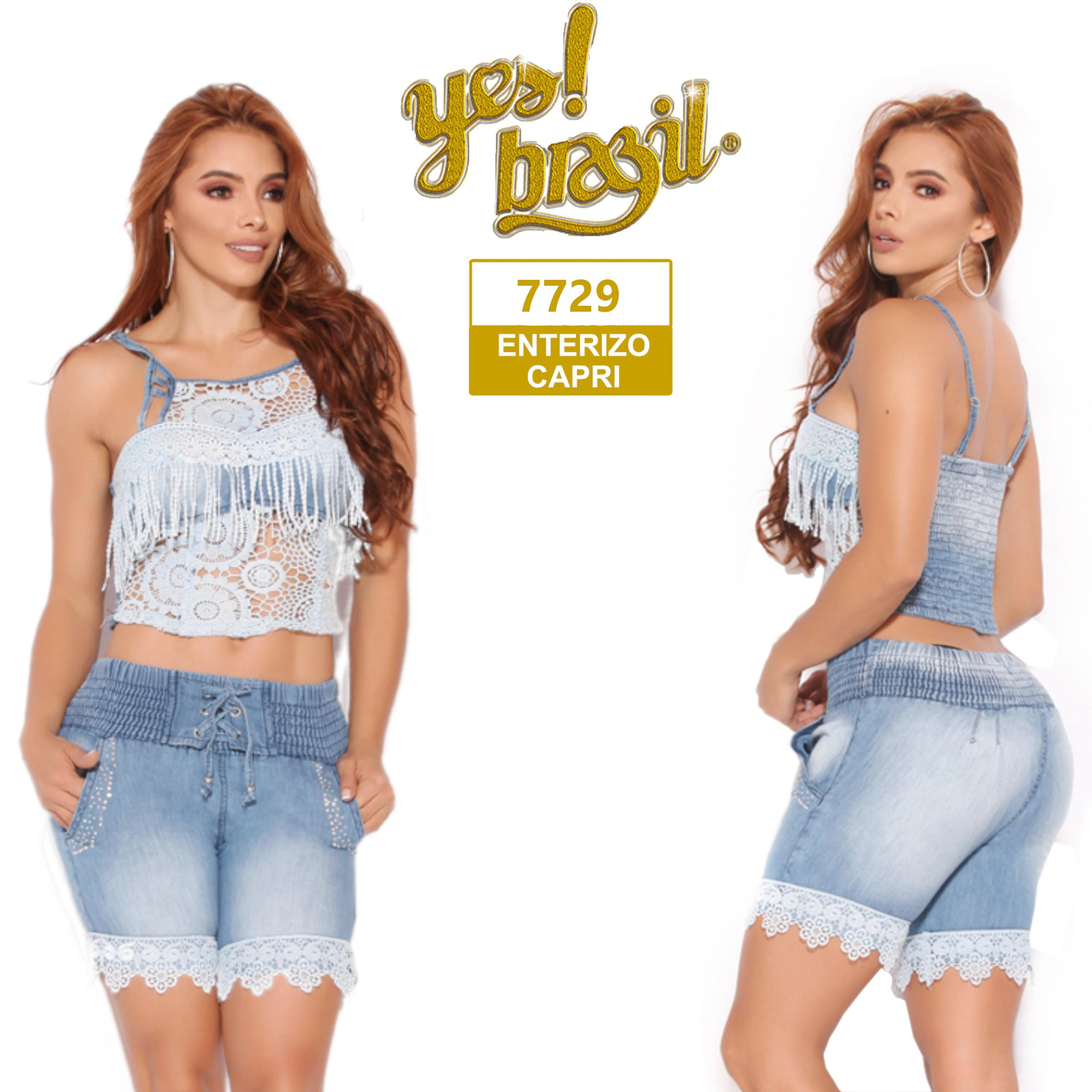 Conjunto Colombiano Yes Brasil