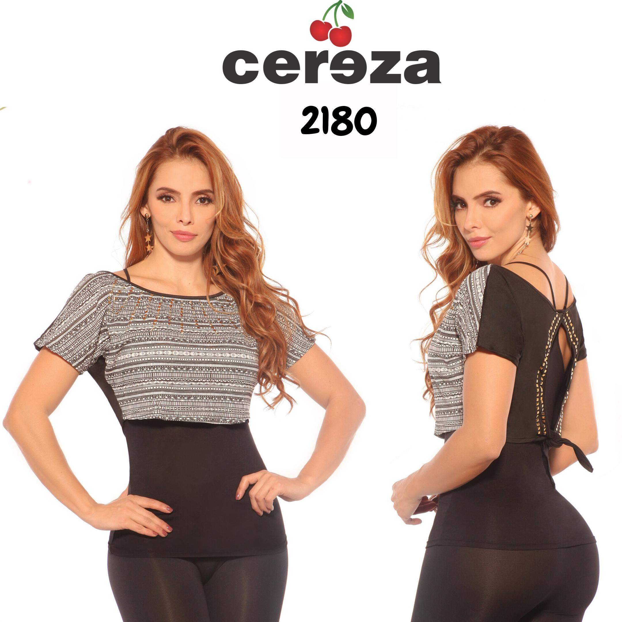 Blusa Sexy Cereza