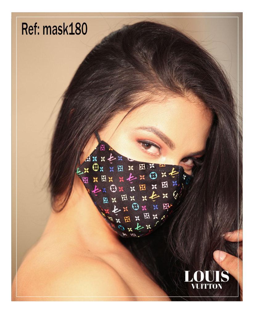 Mascarilla de Protección Louis Vuitton