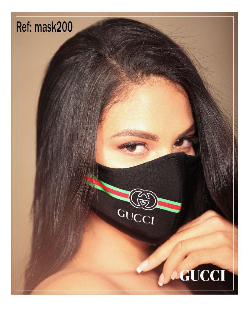 Mascarilla de Protección Gucci