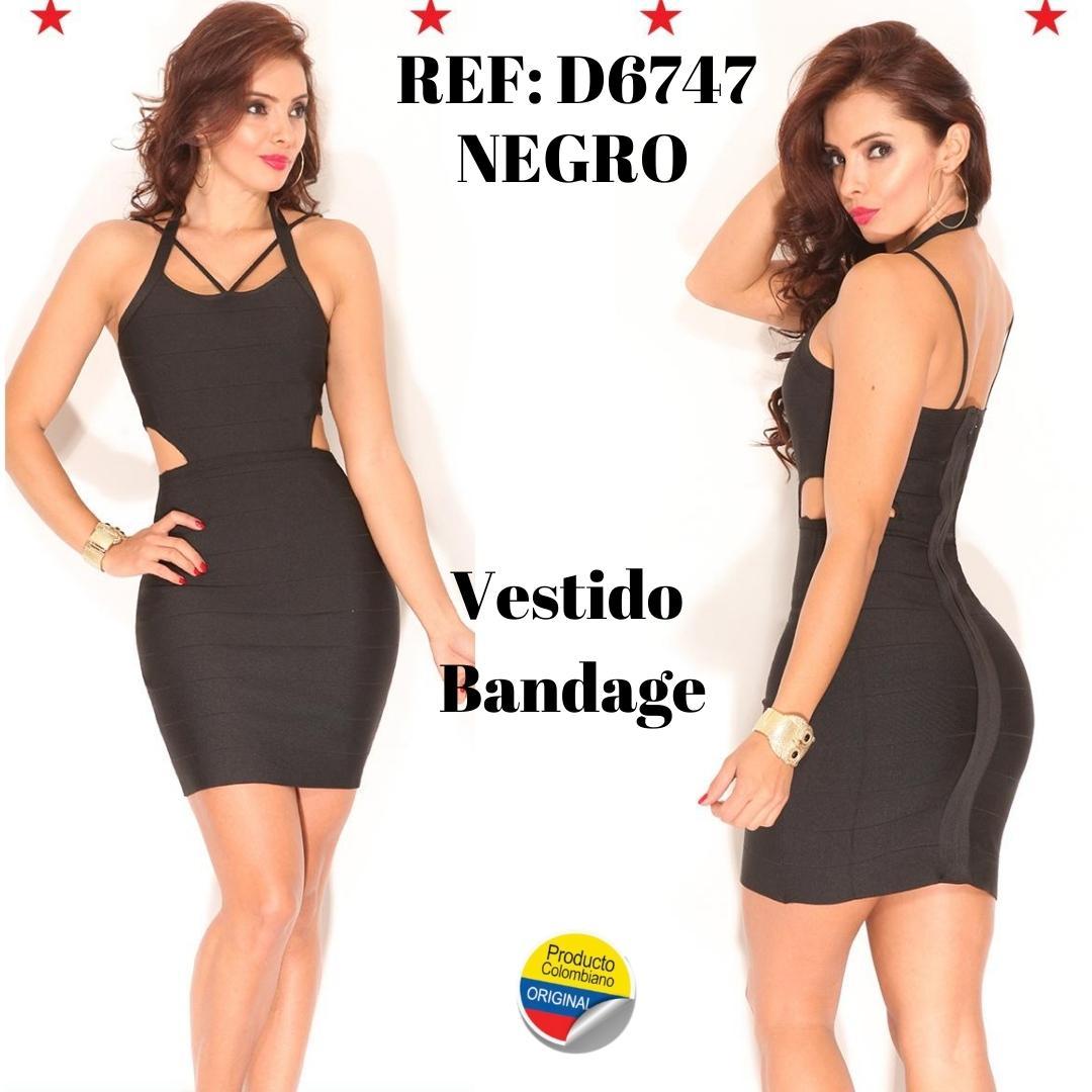 VESTIDO SEXY ESTILO BANDAGE