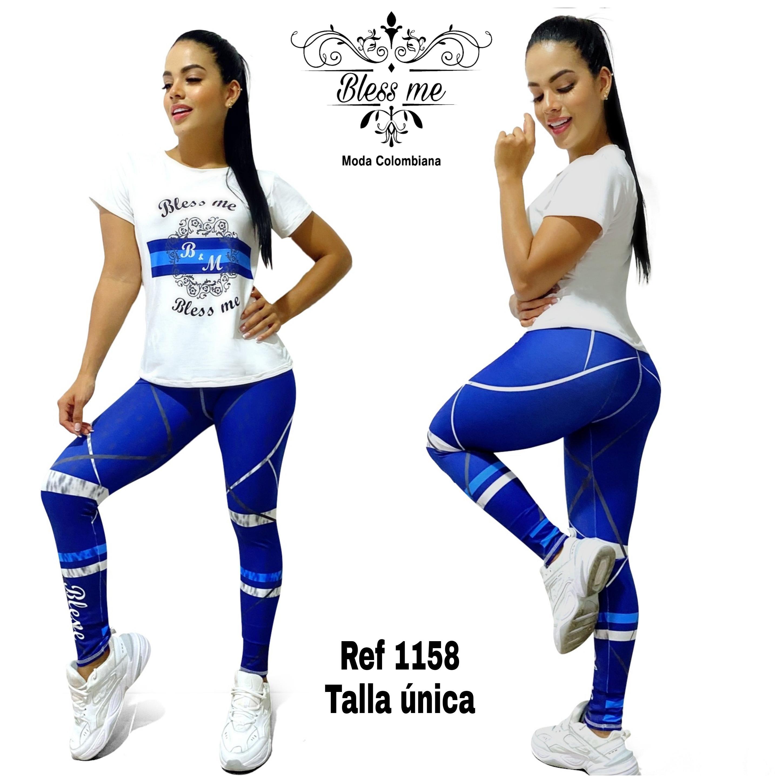 Conjunto deportivo colombiano