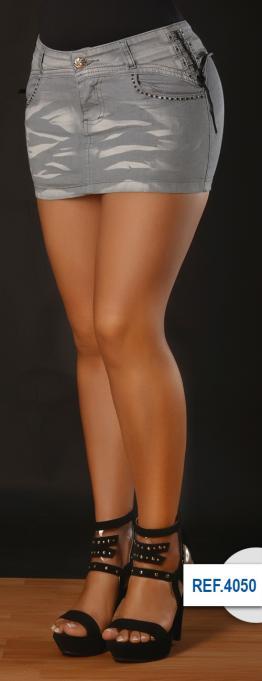 Minifalda Colombiana