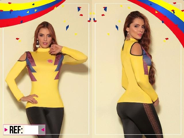 Blusa colombia