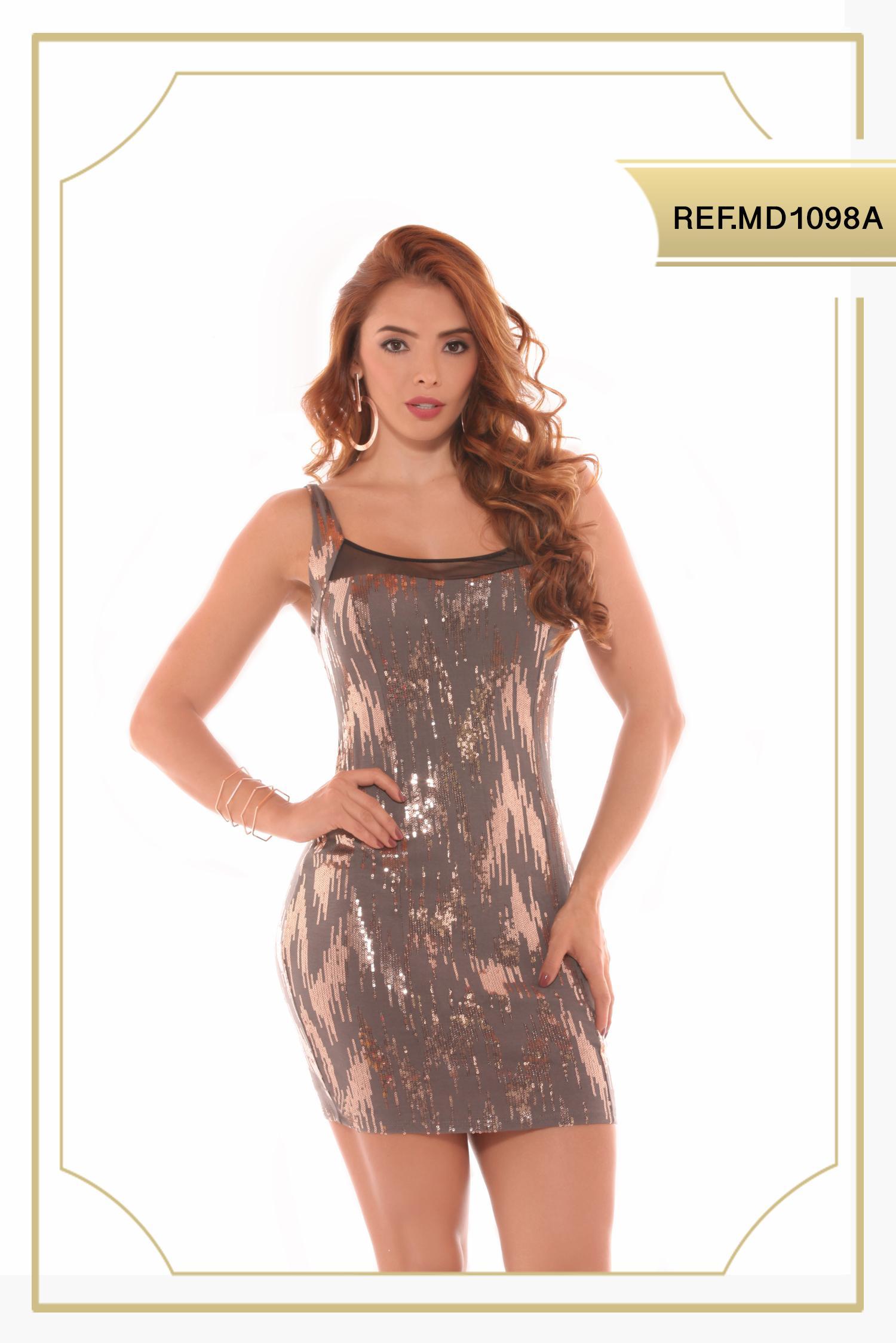 Vestido Noche Dama