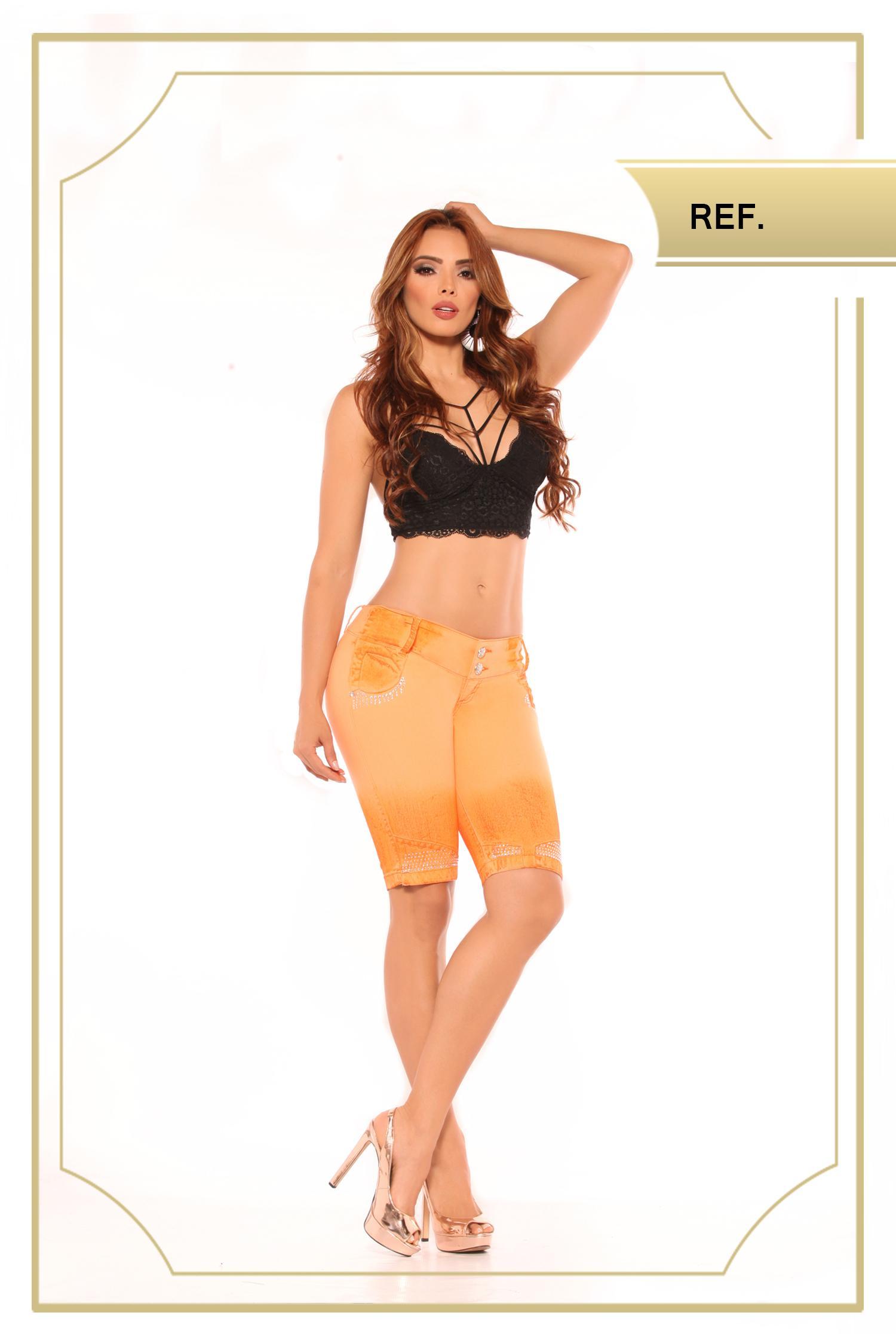 Capri Colombiano Deseo Jeans
