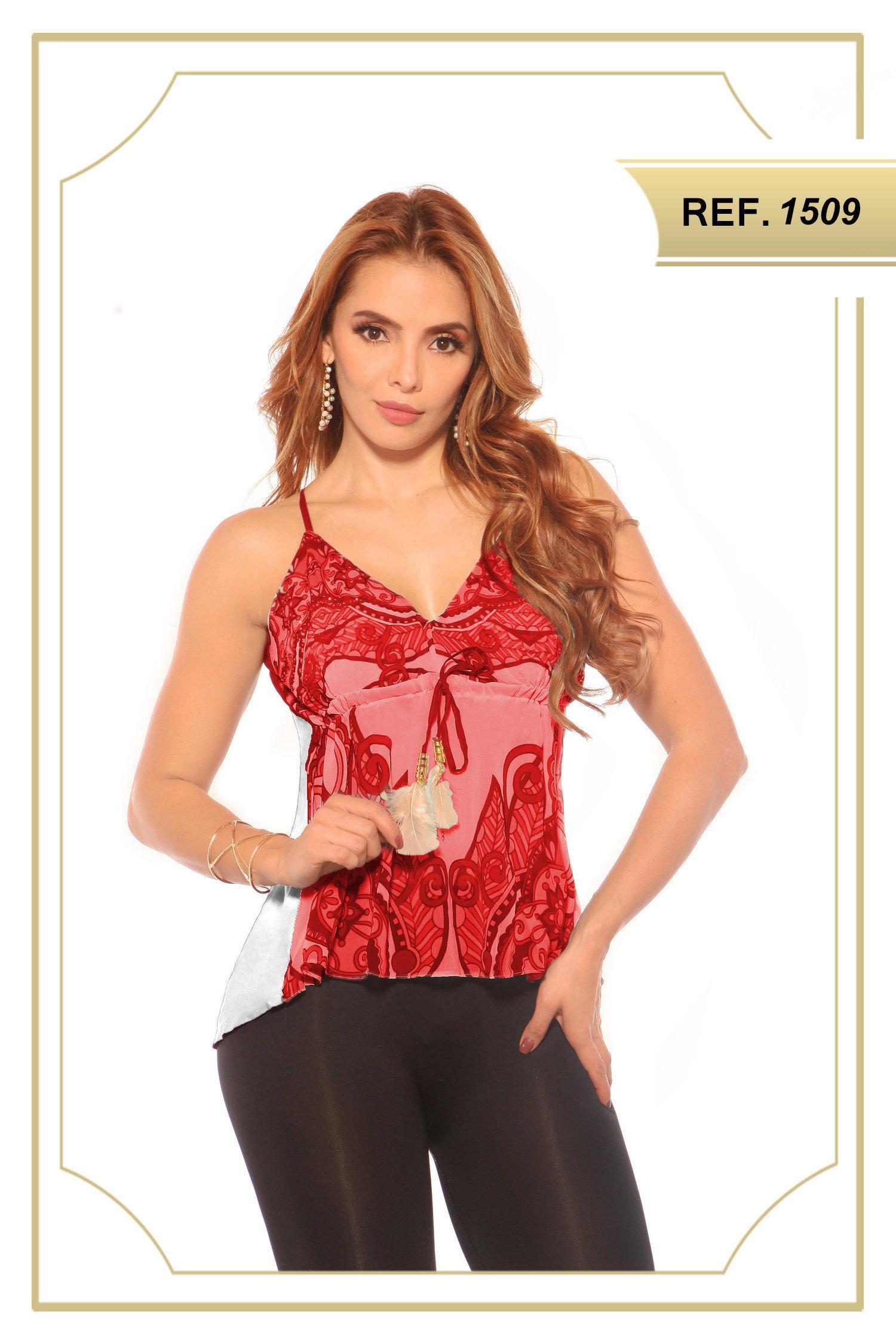 Blusa Sexy Estampada
