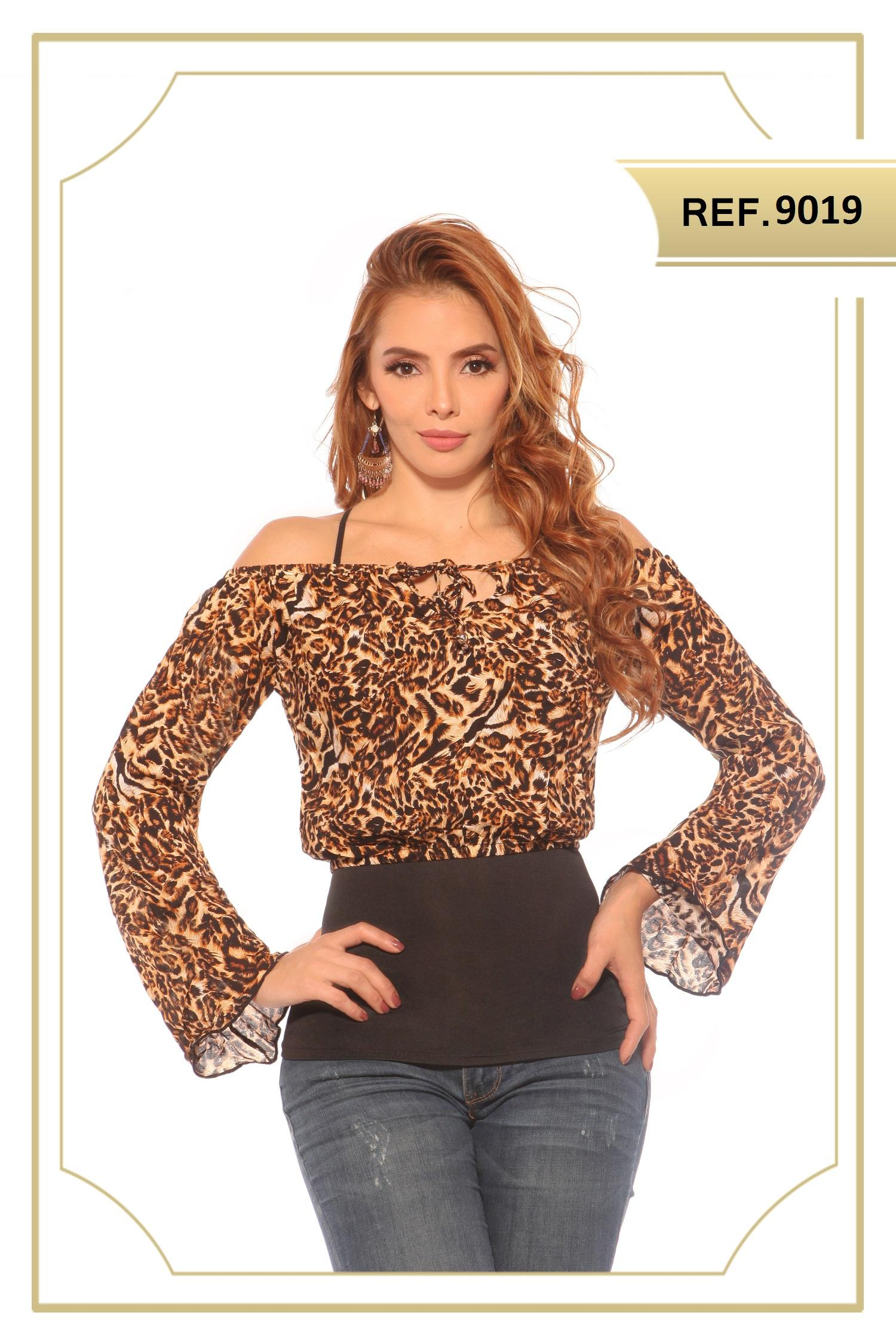 Blusa Huella Animal