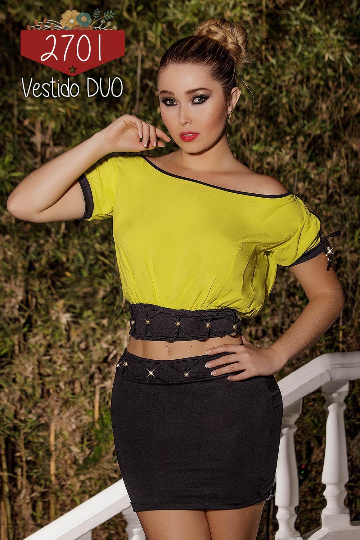Conjunto Minifalda  Cereza